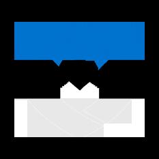 MASK MEDITSIINILINE ÜHEKORDNE KUMMIGA (NINATRAADIGA) N50