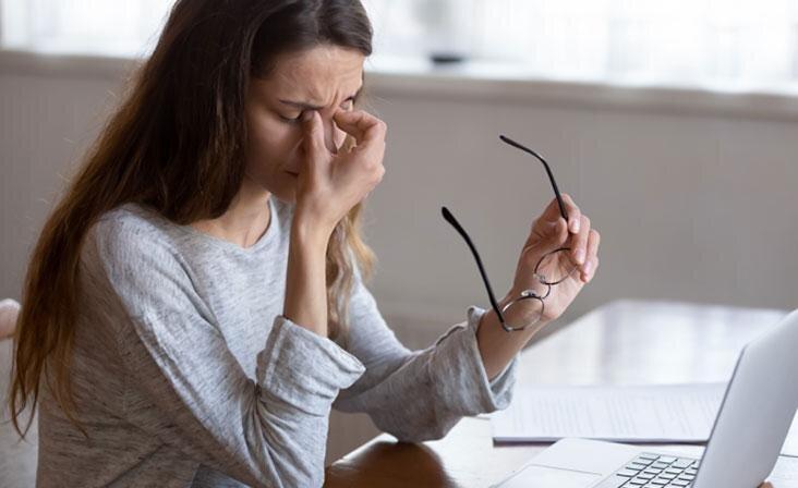 Kuidas pidevalt ekraanide ees istudes silmade tervist hoida?