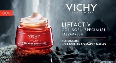 Luubi all: uus sari Vichy Liftactiv Collagen Specialist