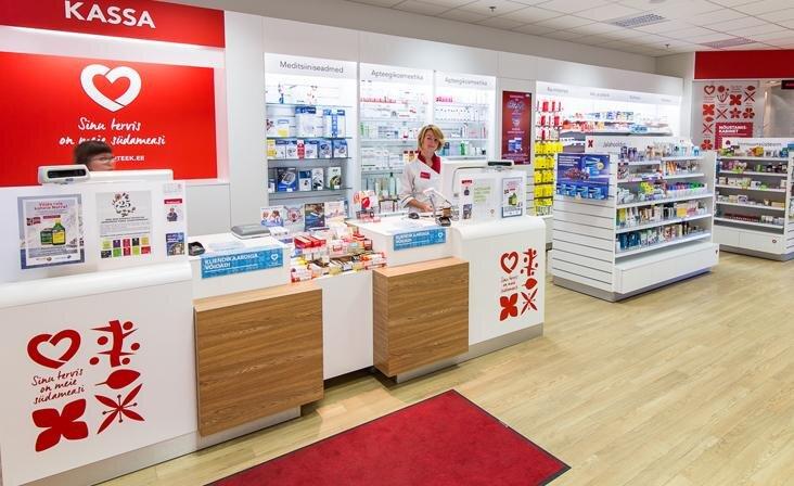 Uuring kinnitab – Südameapteek pakub apteekide võrdluses parimat teenindust
