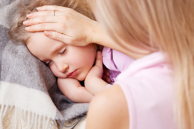 Palavik – kuidas ja millal palavikku alandada?